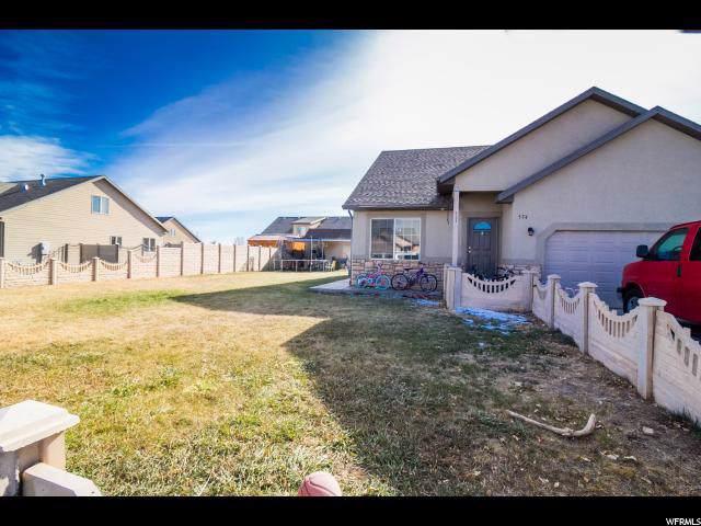 574 E 650 N, Vernal, UT 84078 (MLS #1640492) :: Lookout Real Estate Group