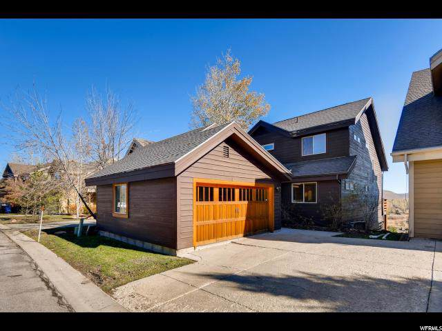 5450 Cross Country Way, Park City, UT 84098 (#1640522) :: Doxey Real Estate Group