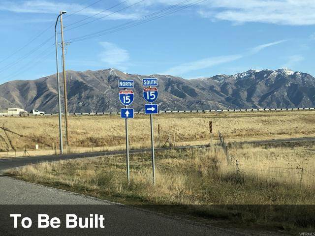 964 N 2000 W, Tremonton, UT 84337 (#1640525) :: Red Sign Team