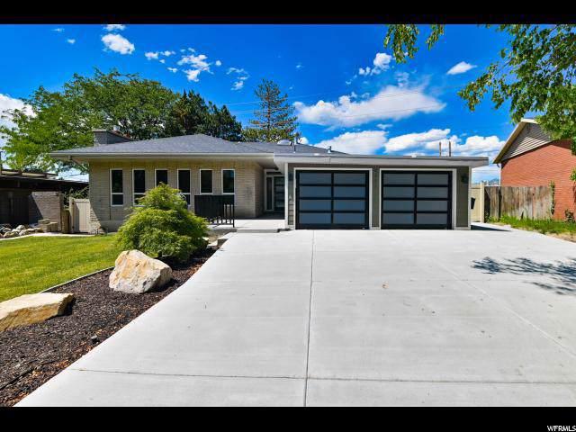 2371 E Sundown Ave S, Cottonwood Heights, UT 84121 (#1640532) :: Bustos Real Estate | Keller Williams Utah Realtors