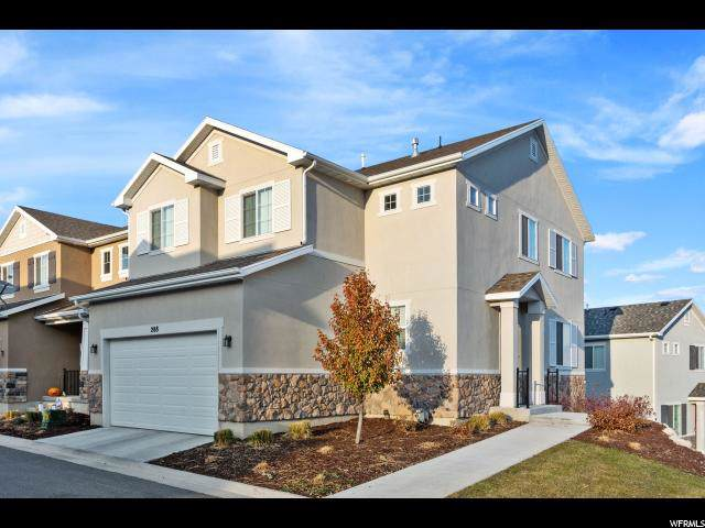 288 W Willow Creek Dr, Saratoga Springs, UT 84045 (#1640536) :: Red Sign Team