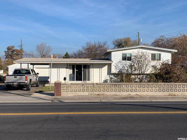 4299 S 2200 W, Taylorsville, UT 84129 (#1640543) :: Exit Realty Success