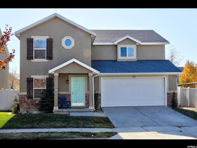 311 W Bricker Dr S, Draper, UT 84020 (#1640547) :: Big Key Real Estate