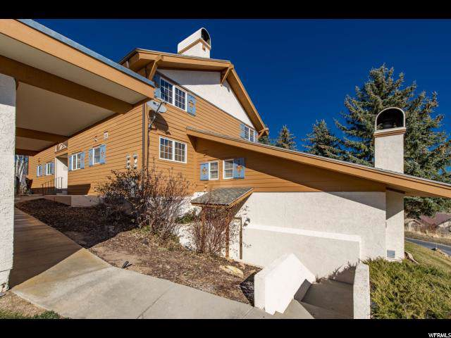 874 Schneitter Cir A6, Midway, UT 84049 (#1640552) :: Big Key Real Estate