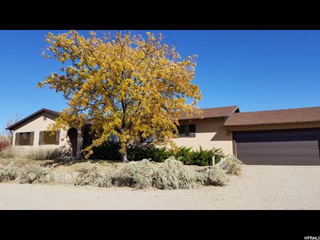 1381 N Kayenta Dr., Moab, UT 84532 (#1640569) :: Doxey Real Estate Group