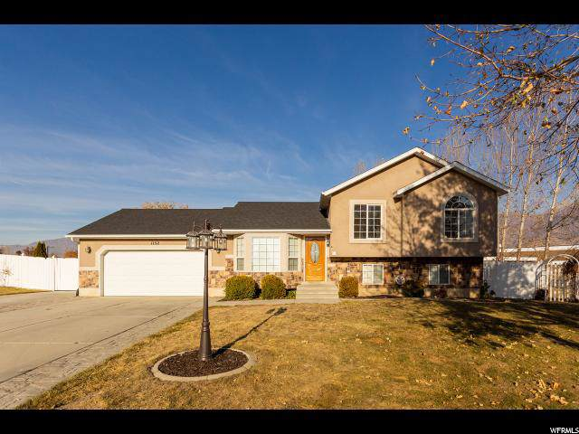1152 N 120 W, American Fork, UT 84003 (#1640575) :: The Fields Team