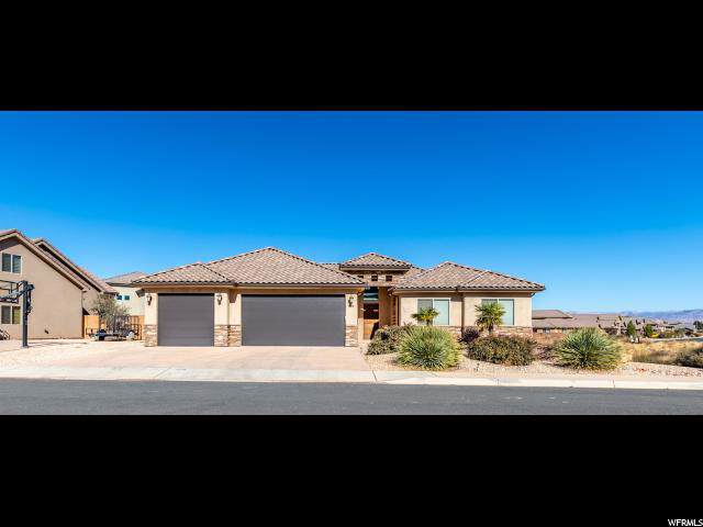 4324 W 2650 Cir S, Hurricane, UT 84737 (MLS #1640579) :: Lawson Real Estate Team - Engel & Völkers