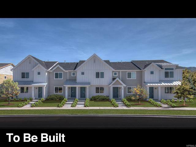 448 W 1820 S #50, Payson, UT 84651 (#1640668) :: Big Key Real Estate