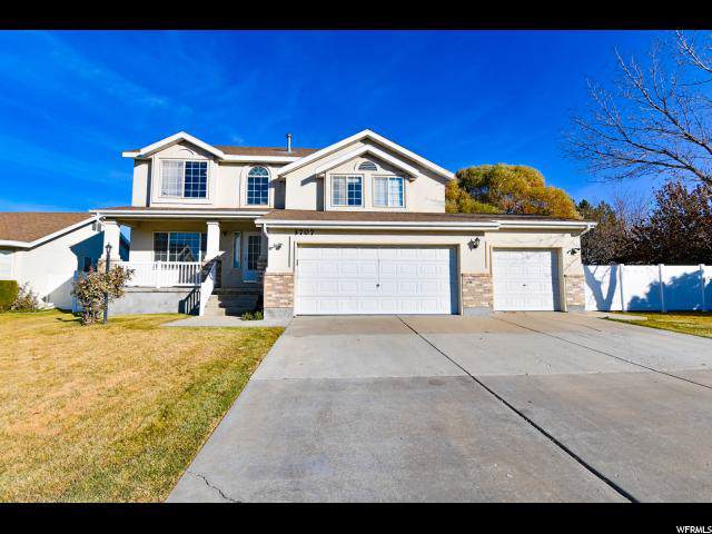 3707 S Hawkeye St W, West Valley City, UT 84120 (#1640669) :: The Fields Team