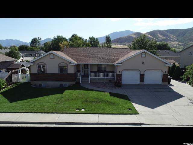 1423 S 500 W, Payson, UT 84651 (#1640672) :: Big Key Real Estate