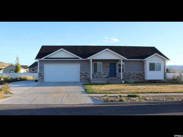 1392 E 150 S, Hyrum, UT 84319 (#1640682) :: Red Sign Team
