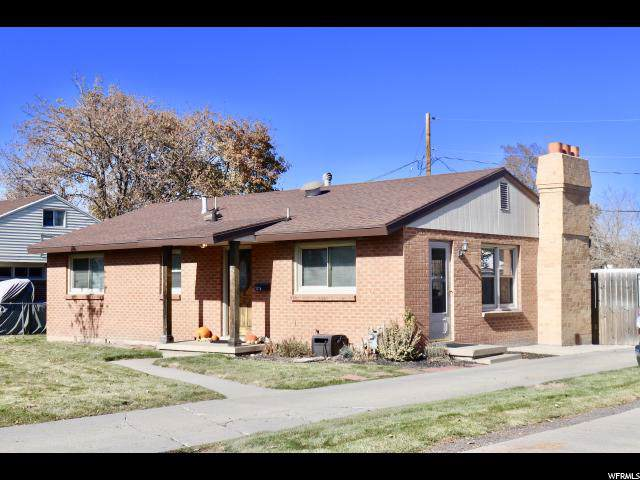 88 W 6100 S, Murray, UT 84107 (#1640686) :: Colemere Realty Associates