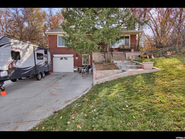 947 E 32ND St, Ogden, UT 84403 (#1640687) :: Big Key Real Estate