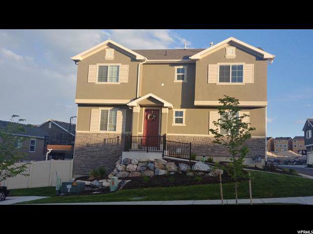 281 W Willow Creek Drive S, Saratoga Springs, UT 84045 (#1640739) :: Red Sign Team