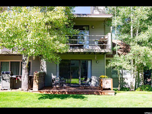 4805 Meadow Loop Rd W #59, Park City, UT 84098 (#1640747) :: Doxey Real Estate Group