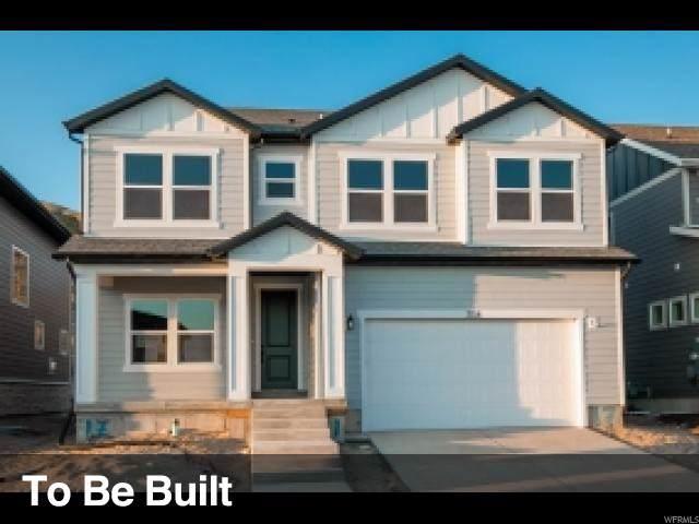 1973 N Marble Fox Cir E #307, Lehi, UT 84043 (#1640764) :: Doxey Real Estate Group