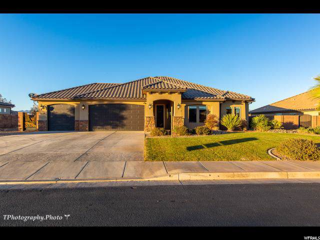 1236 W 2190 Cir S, St. George, UT 84770 (#1640780) :: Doxey Real Estate Group