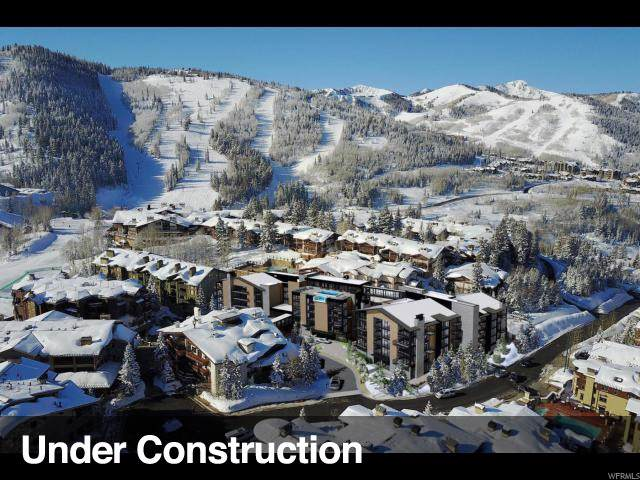 7520 Royal St #425, Park City, UT 84060 (#1640805) :: Big Key Real Estate