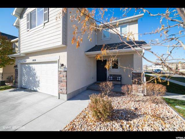 1070 W Stonehaven N, North Salt Lake, UT 84054 (#1640828) :: Keller Williams Legacy
