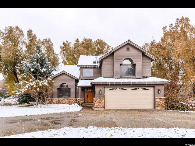 1620 Creek Side Ln #82, Park City, UT 84098 (#1640838) :: Red Sign Team