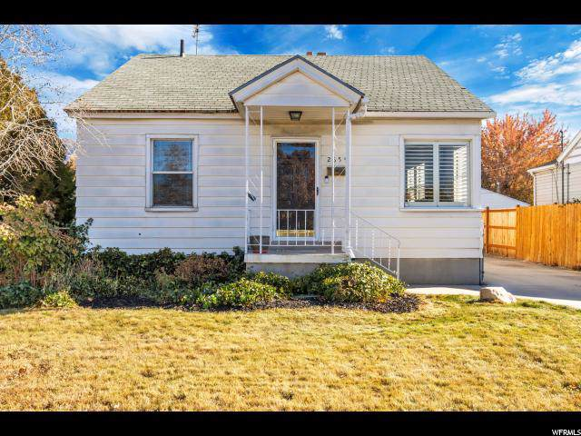 2659 S 1700 E, Salt Lake City, UT 84106 (#1640863) :: Exit Realty Success