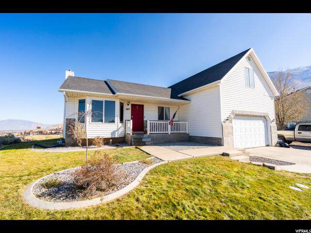 607 E 130 S, Santaquin, UT 84655 (#1640892) :: The Fields Team