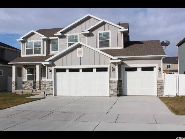 46 W Hackberry Ln, Vineyard, UT 84059 (#1640908) :: Doxey Real Estate Group