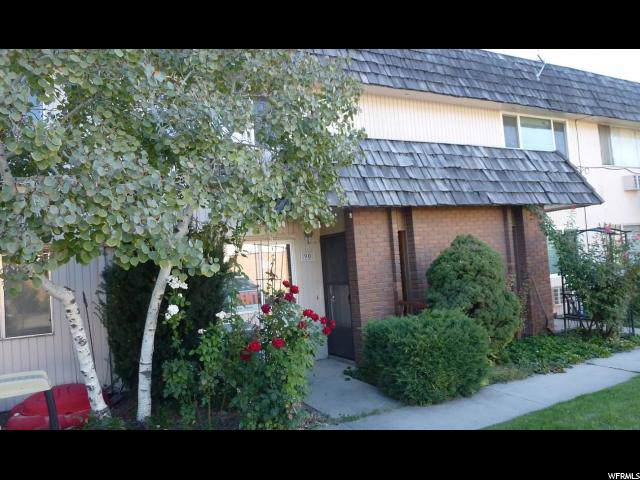 4527 S 1175 W #90, Salt Lake City, UT 84123 (#1640910) :: Doxey Real Estate Group