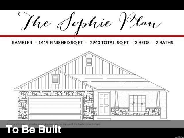 1176 N Providence Way W #338, Tooele, UT 84074 (#1640920) :: Bustos Real Estate   Keller Williams Utah Realtors