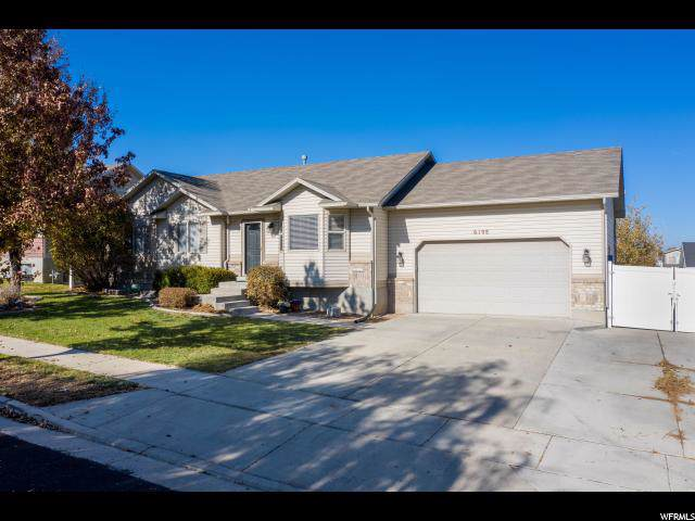 6108 W August Ln, West Jordan, UT 84081 (#1640929) :: Exit Realty Success