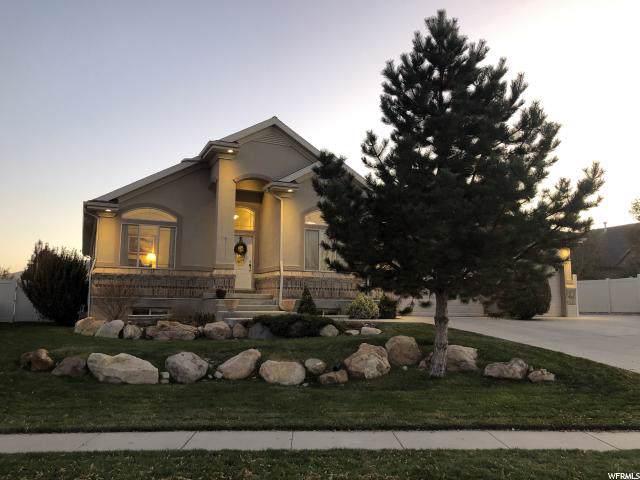 6093 W Heritage Hill Dr, Herriman, UT 84096 (#1640931) :: Big Key Real Estate