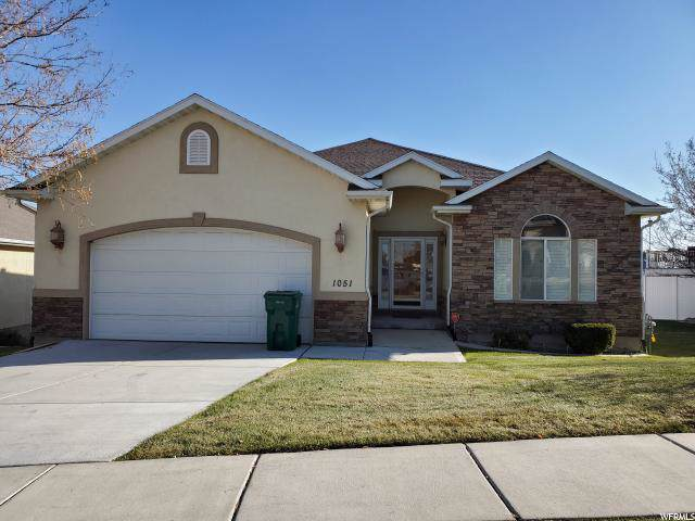 1051 W 12400 S #1, Riverton, UT 84065 (#1640938) :: Colemere Realty Associates