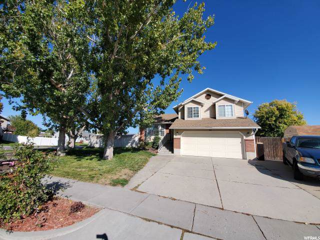 168 S 1250 W, Clearfield, UT 84015 (#1640953) :: Red Sign Team