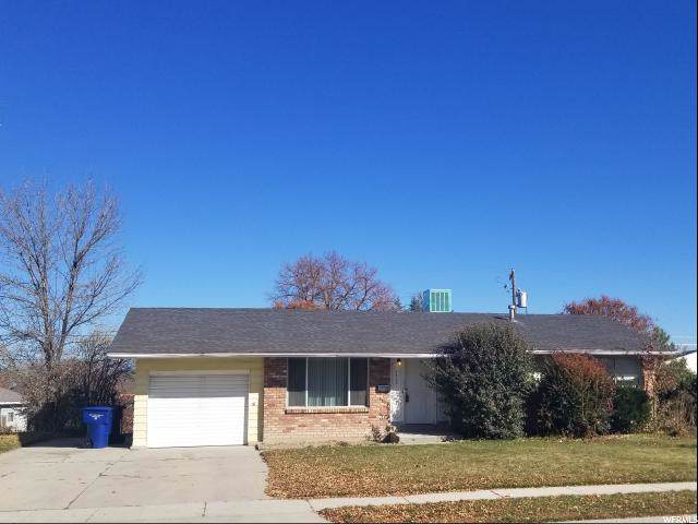 3920 W Ridgecrest Dr, Taylorsville, UT 84129 (#1640995) :: Exit Realty Success