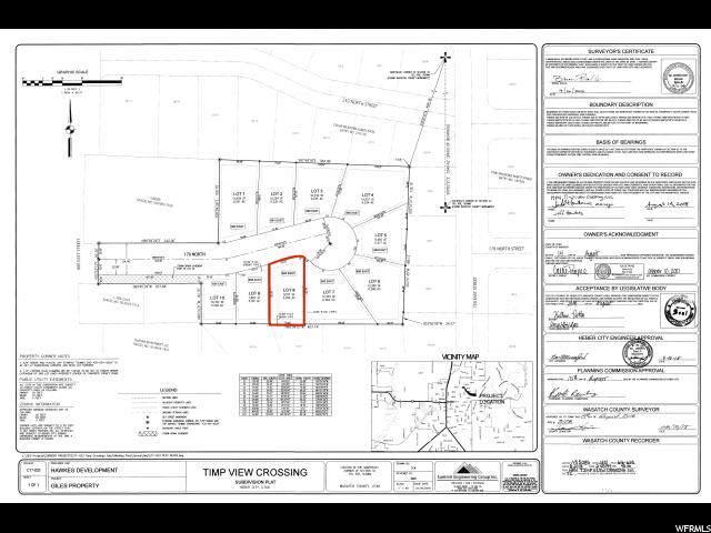 684 E 170 N, Heber City, UT 84032 (#1641003) :: Colemere Realty Associates