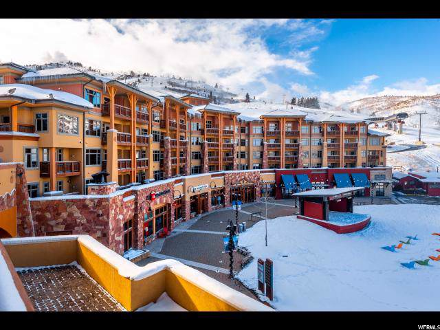 3720 Sundial Ct C103, Park City, UT 84098 (#1641009) :: Doxey Real Estate Group