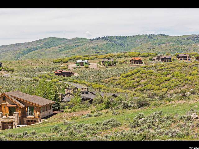 9125 N Promontory Summit Dr, Park City, UT 84098 (MLS #1641017) :: High Country Properties