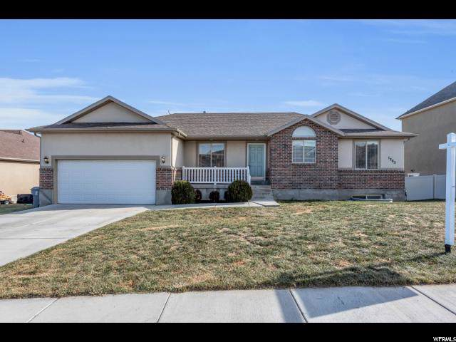 1282 S Meadow Run, Saratoga Springs, UT 84045 (#1641031) :: Red Sign Team