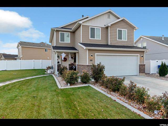 381 W Indain Camp Rd S, Ogden, UT 84404 (#1641036) :: RE/MAX Equity