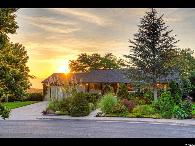 7326 S Prospector Dr, Cottonwood Heights, UT 84121 (#1641043) :: Von Perry | iPro Realty Network