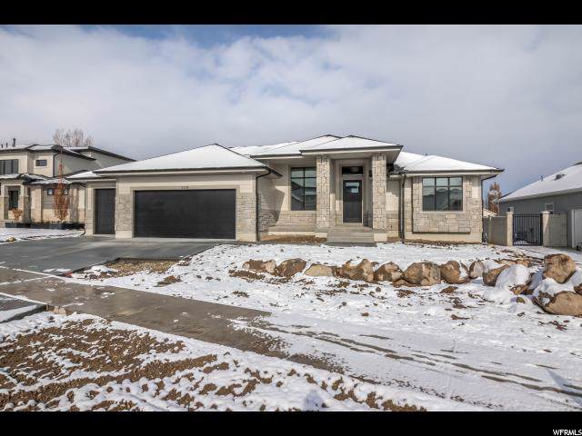 3228 W Blue Heeler Way S, Riverton, UT 84065 (#1641055) :: Colemere Realty Associates
