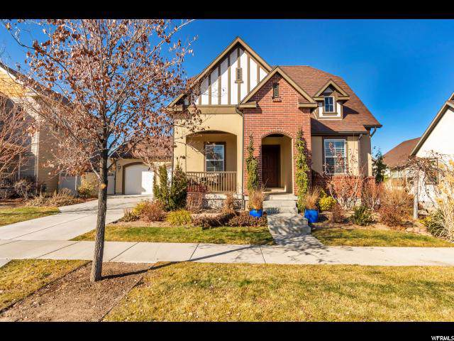 4314 W Wapapapello Ln S, South Jordan, UT 84009 (#1641066) :: Colemere Realty Associates