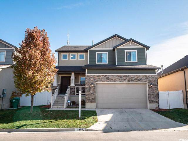 2293 S 2010 W, Woods Cross, UT 84087 (#1641078) :: RISE Realty