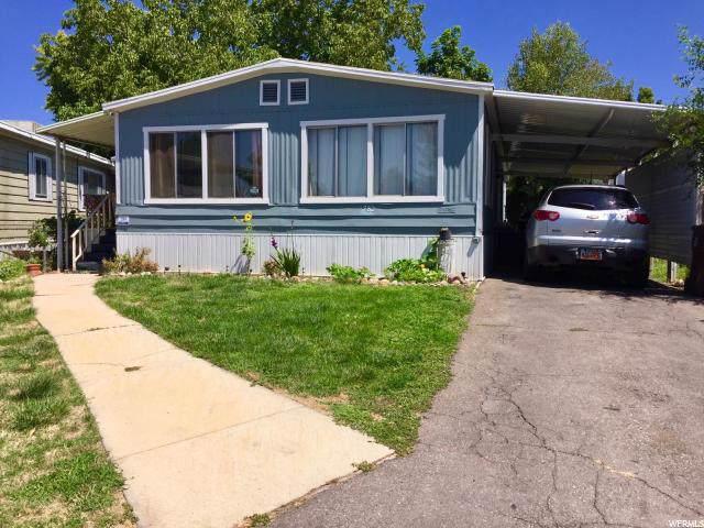 782 N Dinivan St E, North Salt Lake, UT 84054 (#1641128) :: Exit Realty Success