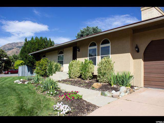 7435 Bridgewater Dr, Cottonwood Heights, UT 84121 (#1641155) :: Red Sign Team