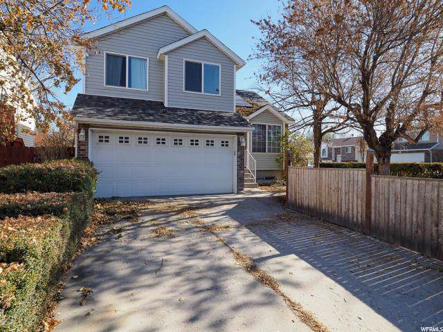 9173 S River Ridge Dr, West Jordan, UT 84088 (#1641192) :: Keller Williams Legacy