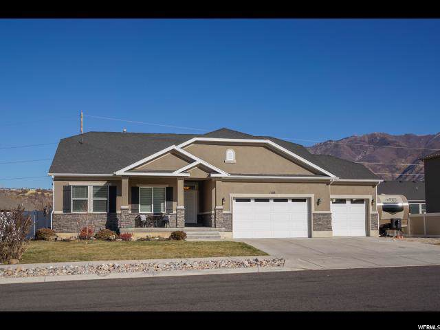 1168 E Canyon Dr, South Weber, UT 84405 (#1641193) :: Red Sign Team