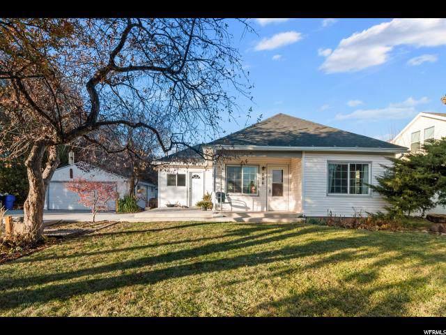 596 E 2100 N, Ogden, UT 84414 (#1641230) :: Big Key Real Estate