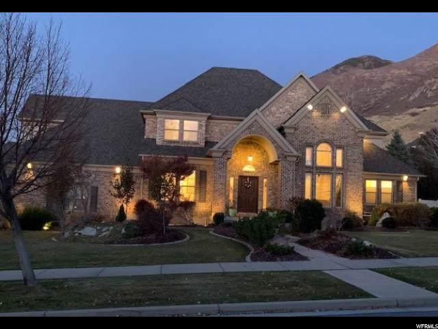 12781 S Ellerbeck, Draper, UT 84020 (#1641256) :: Big Key Real Estate