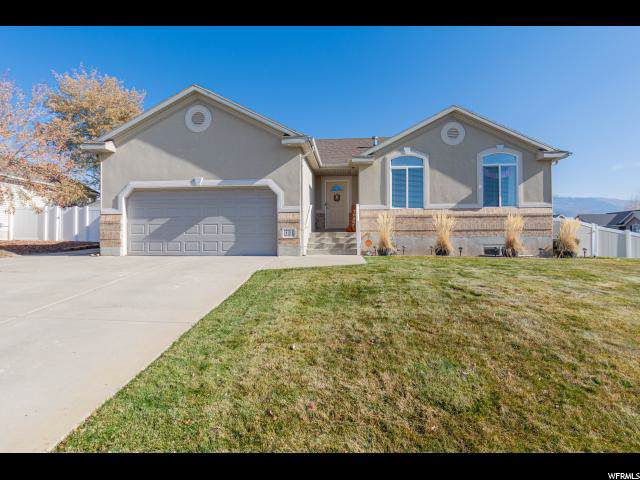1510 N 300 E, Layton, UT 84041 (#1641257) :: Big Key Real Estate